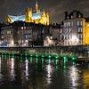 La cathédrale depuis la Moselle
