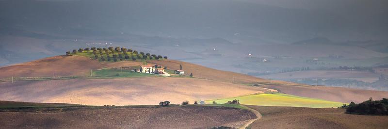 Automne en Toscane