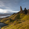 Skye, Old man of Storr