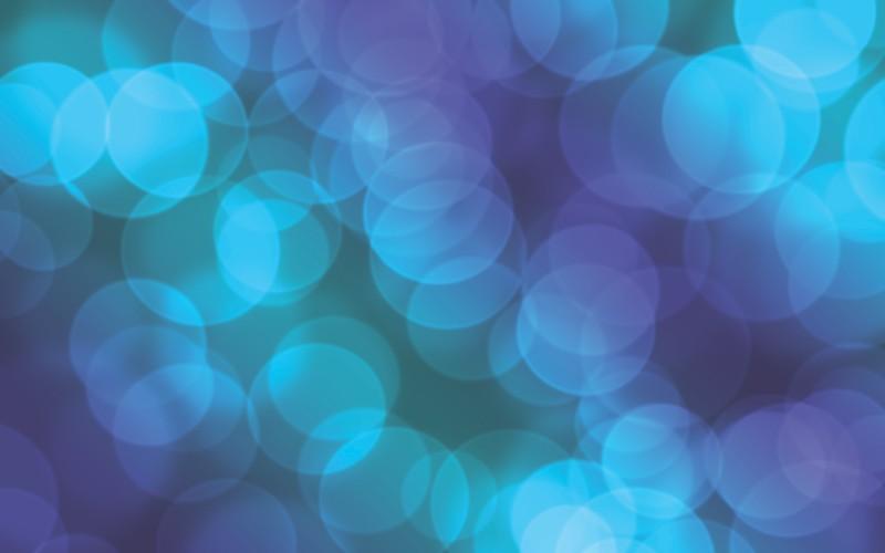Blue/Purple Dots