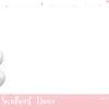 Sweetheart White 4x6