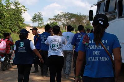 PBI acompaña a Ccalp en el trabajo que realiza en las zonas rurales del Norte de Santander.