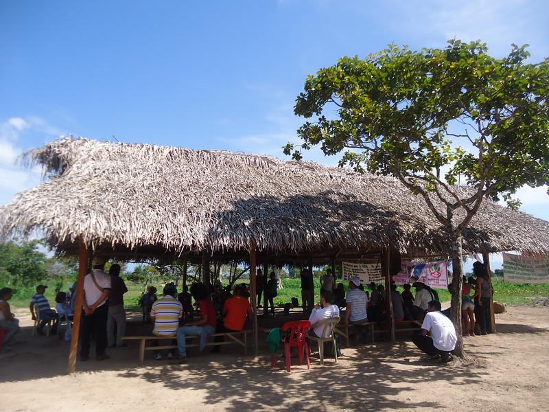 Peregrinaje en Curumaní, conmemoración de la masacre de Santa Isabel y Lomas Verdes.