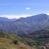 Brigadista Niki y la vista hacía la frontera con Venezuela