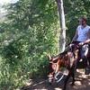 Niki y su caballo