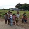 Aco en Mapiripán (Meta) a la CIJP. Laetitia y Michael,<br /> febrero de 2017
