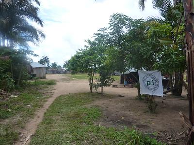 Mapiripan, acompañamiento a Cijp Junio de 2017 Laeti y Christophe