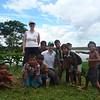 Aco en Mapiripán (Meta) a la CIJP. Christophe y<br /> Laetitia, junio de 2017