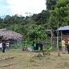 Comunidad de Chamapurro, río San Juan, Agosto de 2017