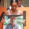 Hija de Mario Castaño con su retarto