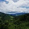 Paisaje San Jose de Apartadó, camino a Mulatos
