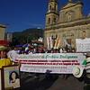Abril 2014, Marcha por la paz, Bogotá, fotos de Florian