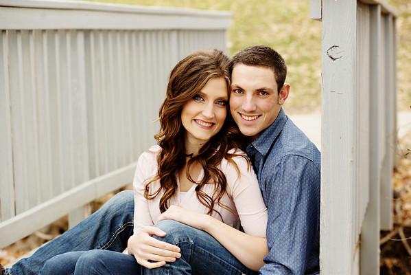 Braden & Shayna {Engagements}