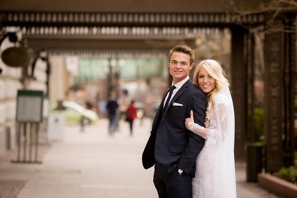Chase & Tat {Wedding}