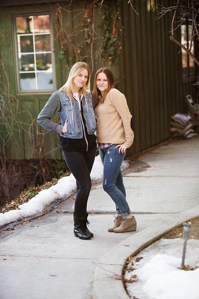 Hayley & Kim