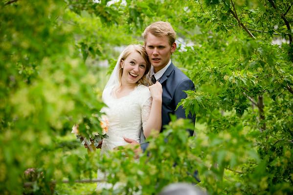 Klay & Kelsie Wedding
