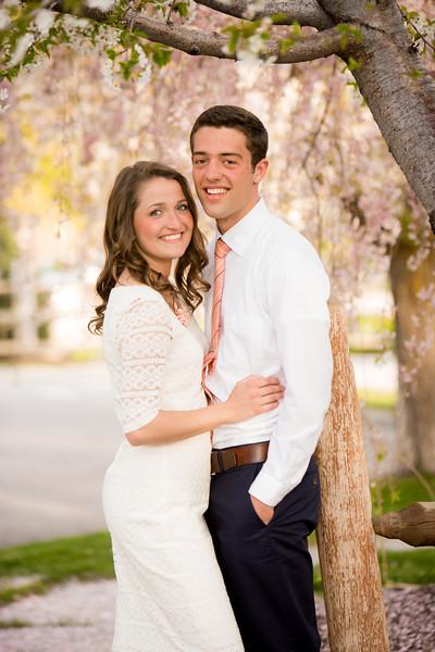 Micah & Elise {Engagements}
