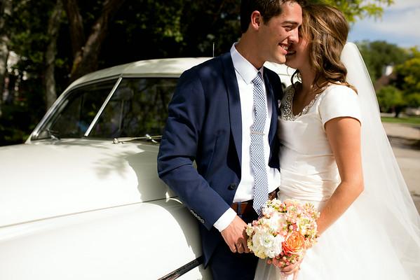 Micah & Elise Wedding (Reception)