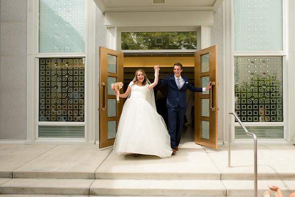 Micah & Elise Wedding (Temple)