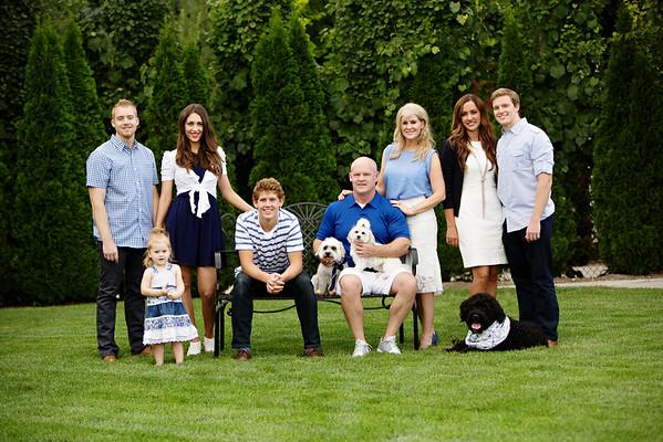 Adrienne {Family}
