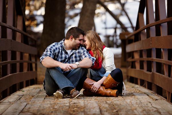 Megan & David {Engagements}