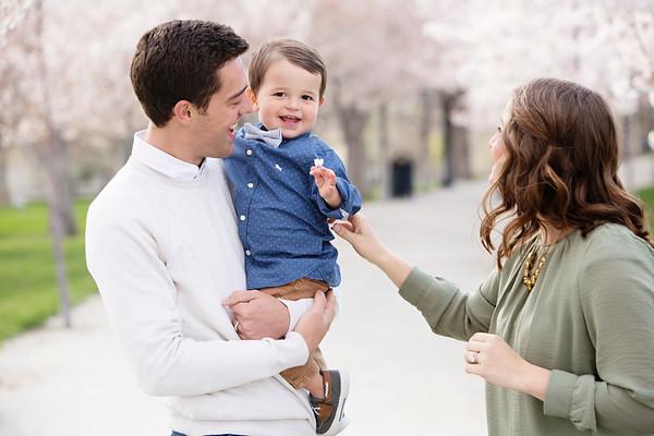 Micah & Elise {Family}