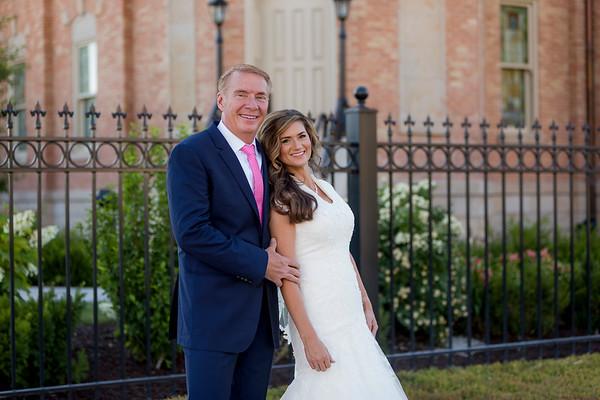 James & Sarah {Bridal}