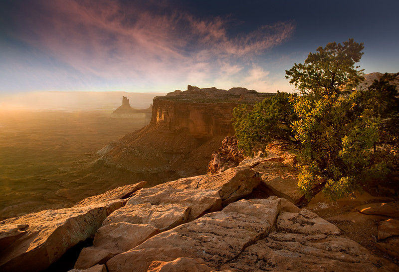 """CLIFFS OF THE CANYON LANDS"""