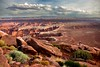 CANYONLANDS' GRAND VISTA