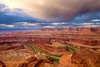 COLORADO RIVER IN THE CANYONLANDS