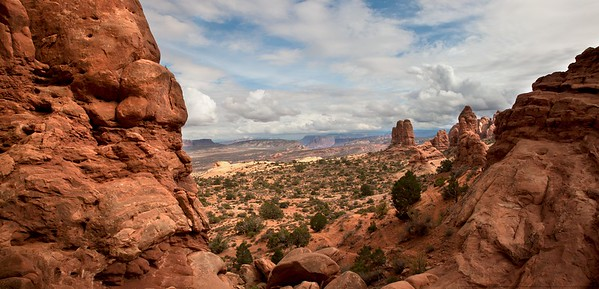 ARCHES PANORAMA I