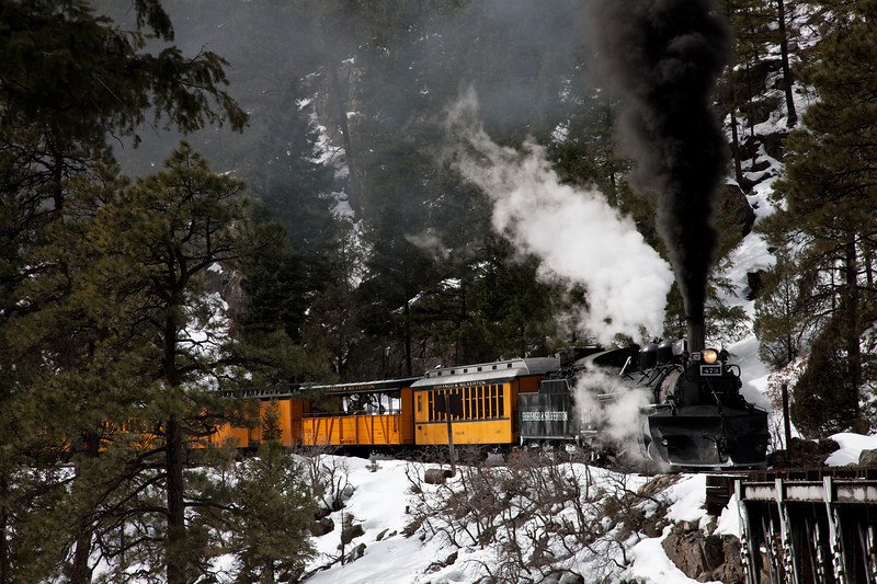 DURANGO-SILVERTON NARROW GAUGE