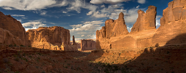 WALL STREET, ARCHES NP