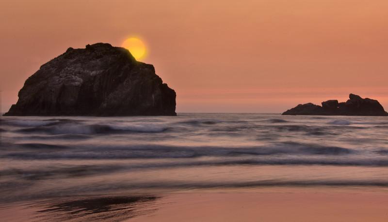 FACE ROCK OF BANDON BEACH
