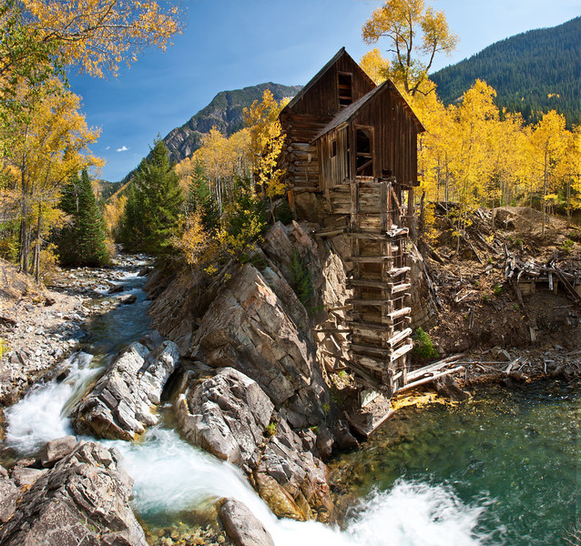 THE CRYSTAL MILL II