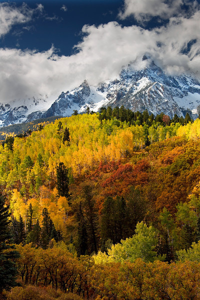 MOUNTAIN COLOR I