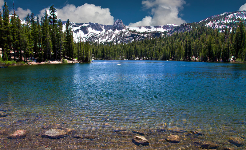 LAKE MARY, MAMMOTH MOUNTAIN