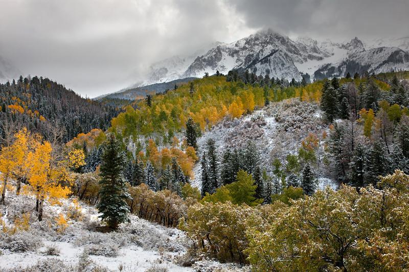 SAN JUAN SNOWFALL