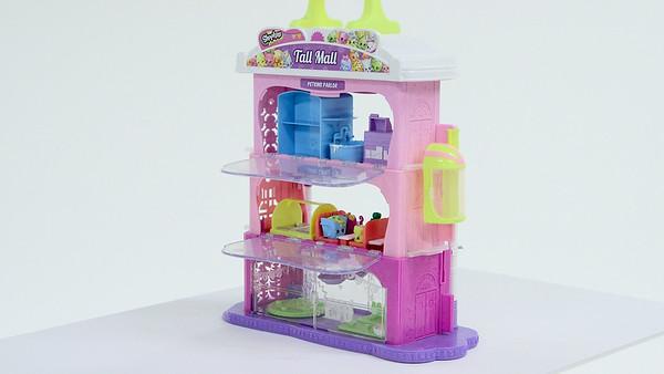 Shopkins Tall Mall - Hot Toy Test Lab (Joseph Forzano / The Palm Beach Post)