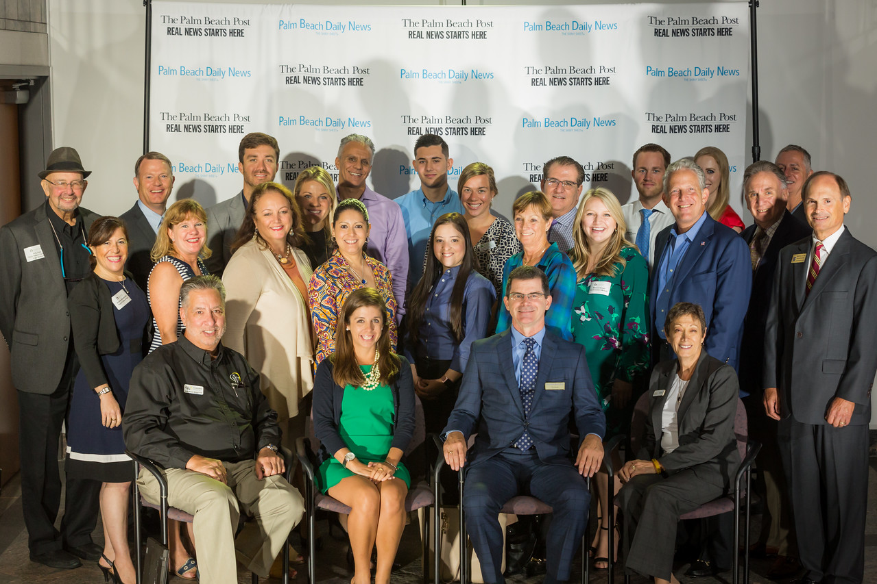 CEO Connection sponsored by Palm Beach North Chamber and The Palm Beach Post. (Joseph Forzano / The Palm Beach Post)