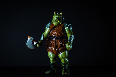 Star Wars Day - May the Fourth Be With You.  Gamorrean Guard, guard for Jabba the Hutt. [JOSEPH FORZANO/palmbeachpost.com]