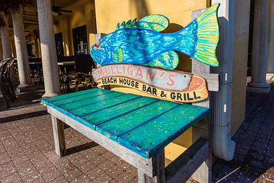 Mulligan's Beach House Bar and Grill, located at 10 S Ocean Blvd, Lake Worth, Florida, on Wednesday, October 9, 2019.  [JOSEPH FORZANO/palmbeachpost.com]