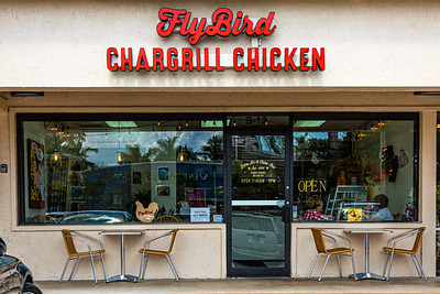 Flybird Chargrill Chicken located at 335 E. Linton Blvd in Delray Beach, Florida, on Wednesday, October 16, 2019. [JOSEPH FORZANO/palmbeachpost.com]