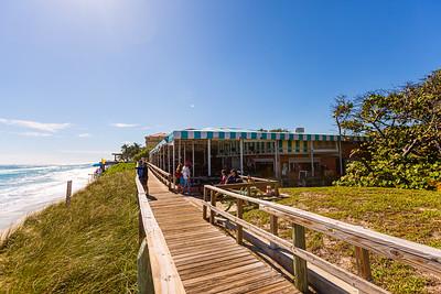 The Dune Deck Cafe, located at 100 N Ocean Blvd, Lantana on Wednesday, November 20, 2019. [JOSEPH FORZANO/palmbeachpost.com]