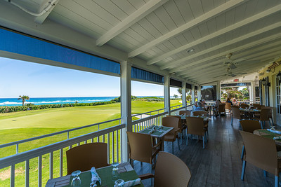 Al Fresco, located in Palm Beach Par-3 Golf Course at 2345 S Ocean Blvd, Palm Beach on Wednesday, November 20, 2019. [JOSEPH FORZANO/palmbeachpost.com]