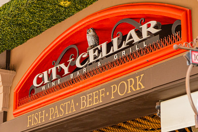 City Cellar in West Palm Beach, FL on Friday, December 6, 2019. City Cellar is celebrating 20 years at Rosemary Square (formerly City Place). [JOSEPH FORZANO/palmbeachpost.com]
