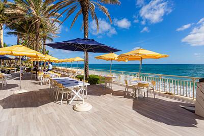 Eau Palm Beach's Breeze Ocean Kitchen, located at 100 S Ocean Blvd, Manalapan, FL on Wednesday, January 15, 2020. [JOSEPH FORZANO/palmbeachpost.com]