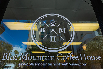 Blue Mountain Coffee House, located at 540 Clematis Street, #3, in West Palm Beach, FL on Thursday, February 20, 2020. [JOSEPH FORZANO/palmbeachpost.com]