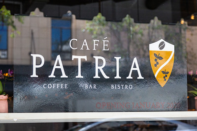 Patria Cafe, located at 319 Clematis St., Suite 101, West Palm Beach, FL on Thursday, February 20, 2020. [JOSEPH FORZANO/palmbeachpost.com]