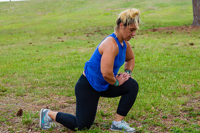 Maria Freeman of Boynton Beach works out in Okeeheelee Park in West Palm Beach, Wednesday, April 6, 2020. Palm Beach County started reopening parks on April 29, easing mandated coronavirus restrictions. [JOSEPH FORZANO/palmbeachpost.com]
